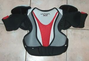 Nike Bauer Vapor XVI Shoulder Pads Jr Medium London Ontario image 2