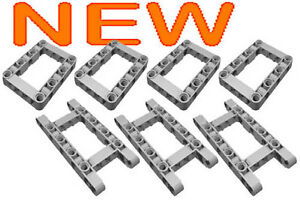 Lego Beam FRAMES   (mindstorms,robot,nxt,space,liftarm,base,nasa,xplore,h,brick)