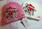 Ed Hardy Pink Unisex Hats
