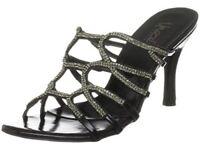 Unze Women's Evening Shoe LOOK! LOOK! LOOK! AMAZING OVER 50% OFF