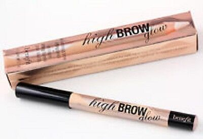 Benefit High Brow Glow a luminous brow lifting pencil champagne pink. fast ship!