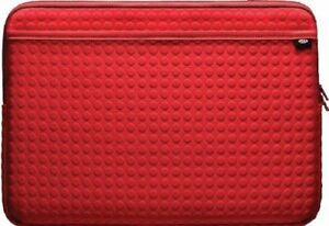 """Lacie Formoa Red Soft 12"""" iPad/tablet carrying case"""