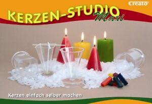 Kerzengieß-Set Maxi - Kerzen selber machen