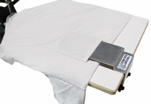 The Print Slayer© Pocket Printing Attachment - platen koozie leg sleeve pallet