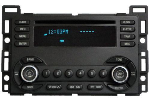 2007 Chevy Malibu Radio Ebayrhebay: 2011 Chevy Malibu Factory Radio At Gmaili.net