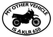 KLR Sticker