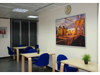 4-6 Person Private Office Space in Aldgate, London, E1 - £229 pcm - flexible license available