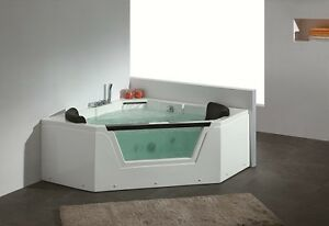 AM156 - Whirlpool Bathtub for Two People