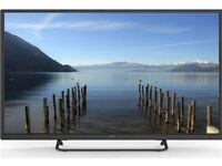 "Seiki 40"" full hd smart tv with remote"