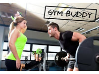Gym Buddy Sports Partner for sports motivation personal training JOGGING Boxing Badminton Tennis TRX