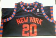 Knicks Throwback Jersey
