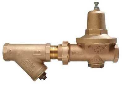 Water Pressure Reducing Valve3 In. Zurn Wilkins 3-500xlysbr