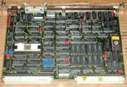Siemens 6FX1126-1AA01 _ Circuit Board PCB _ 6FX11261AA01 _ Video Module Board