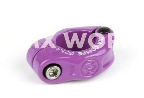 Old School BMX Genuine Dia-Compe MX1500 25.4mm Seat Clamp Freestyle Purple
