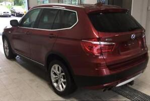 BMW X3 107 000 km,Toit panoramique,Similicuir, Ordinateur,etc