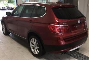 BMW X3 Seulement 92 000 km,Toit panoramique,Cuir, Ordinateur,etc