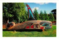 Recognize the address/ location of this Orca carving?
