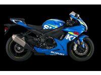Wanted! Suzuki GSXR600 / 750 / 1000 (2008+)