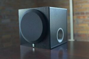 Yamaha surround sound system