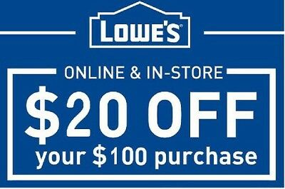 Three  3   20 Off  100 Lowes Discount  Fast Delivery Online Or In Store  7 31 18