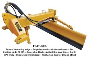 NEW Tractor 3PH Blades Special pricing! Windsor Region Ontario image 2