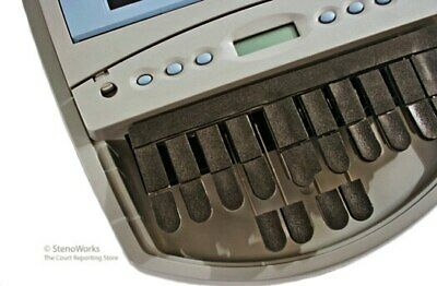 Steno Writer Thick Foam Rubber Keytop Covers Free Us Shipping