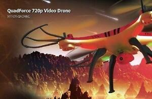 XTREEM QuadForce 720p Video Drone