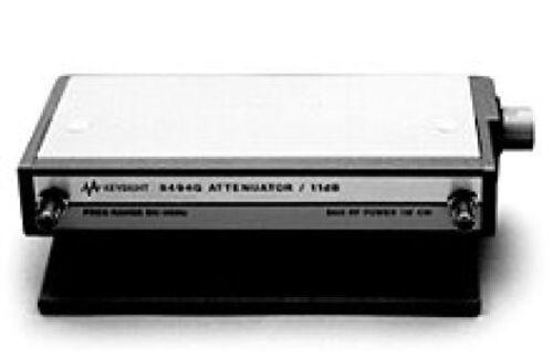 Keysight 8494G Programmable Step Attenuator, DC to 4 GHz, New Open Box