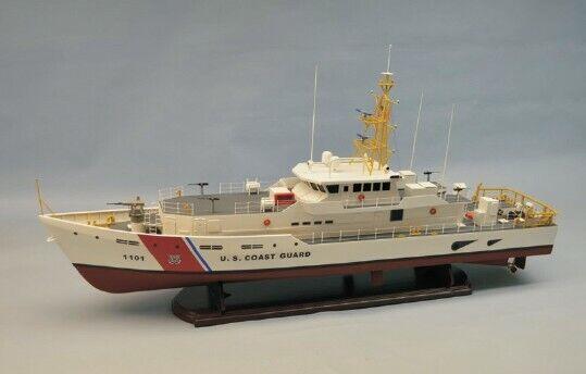 "Dumas 1275 1:48 39"" The USCG Fast Response Cutter Boat Kit"