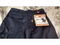 Scruffs work trousers 36w31l