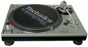 WANTED: Broken Technics 1200 turntable