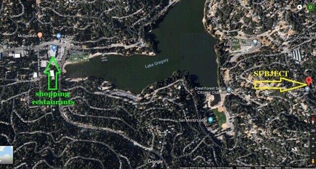 Beautiful Lot Near Lake Arrowhead- Crestline, CA Near- San Bernardino, CA - $630.00