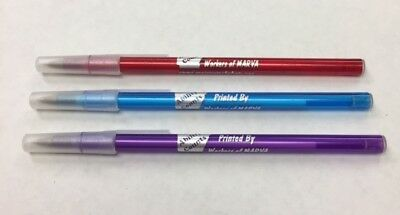 Personalized and Colorful Stick Pens For Your Business! Excellent Promo Item!! (Personalized Business Pens)