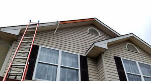 WIND REPAIR NOW TODAY FASCIA SHINGLES EAVESTROUGH GUTTERS SIDING