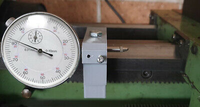Emco Maximat Super 11 13 Compact Dial Indicator Holder 3d Printed Free Post