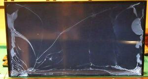 Broken Or Crack TV HDTV LCD Plasma LED OLED