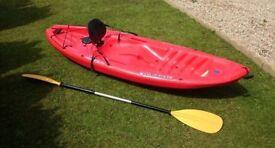 Tarpon 100 wilderness systems kayak
