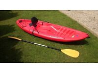 Tarpon 100 wilderness systems kayak