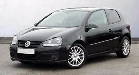 Looking for MK5 Golf 1.6 petrol URGENT