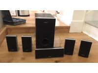 Sony - Surround Sound system - works perfectly! Excellent brand.