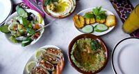 Chef Cuisine Syrien
