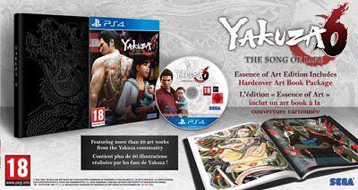 PS4: YAKUZA 6 THE SONG OF LIFE (NEUF)