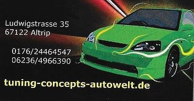 tuning concepts autowelt