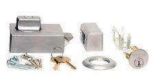 Whitco Dead latch matel frame stricker dead lock lockwood 001 Hurstville Hurstville Area Preview