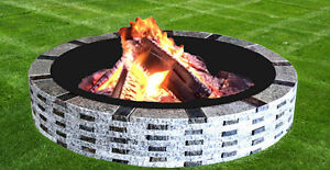 Amazing Granite Fire pits! West Island Greater Montréal image 10