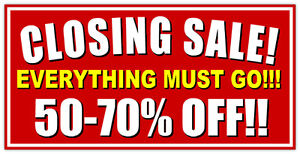 EVERYTHING MUST GO PAWN SHOP LIQUIDATION SALE!!!