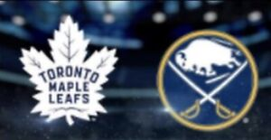TORONTO MAPLE LEAFS BUFFALO SABRES MONDAY FEBRUARY 25 LOW PRICE
