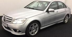 Mercedes-Benz C220 2.1CDI FROM £39 PER WEEK.