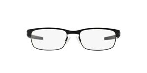Oakley 0ox5038 Metal Plate Full Rim Rectangular Eyeglasses for Unisex Matte  Black 53 ed5a7321c6
