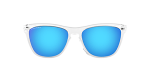18adabf5f78 Oakley Oo9013 Frogskins 9013d0 Crystal Clear Size 55 for sale online ...